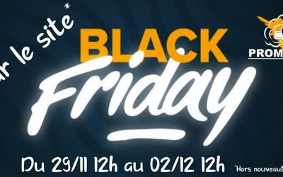 BLACK FRIDAY – Vente Flash – Vape discount -20% sur tout le site