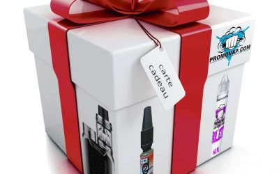 Carte cadeau – Vente Flash – Vape discount
