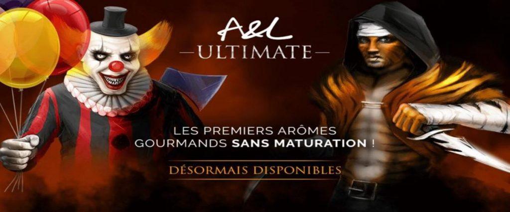 A&L concentré ultimate Arômes et liquides