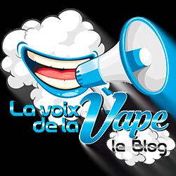 La voix de la vape - Le blog
