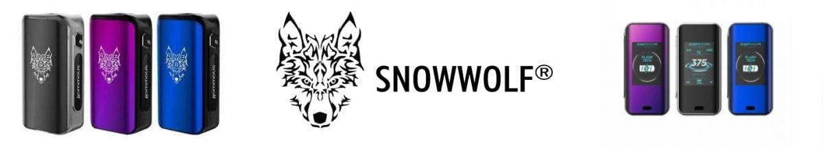 zephyr-E-cigarette Snowwolf
