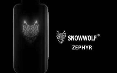 Matériel – e-cigarette ZEPHYR 200W – SNOWWOLF Vente en ligne