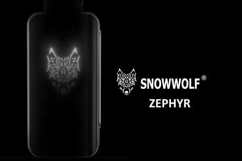 e-cigarette ZEPHYR 200W