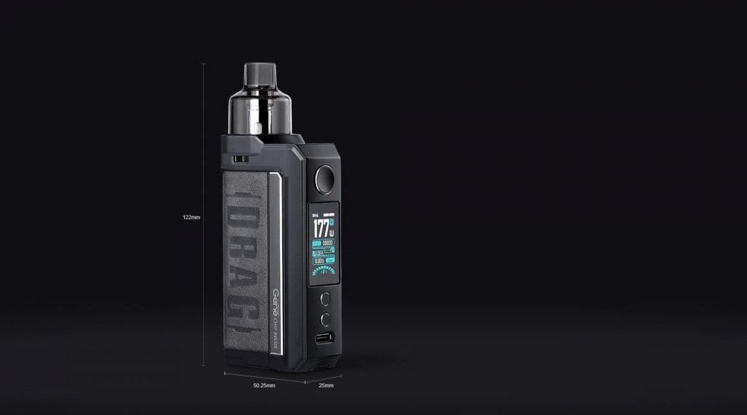 Matériel – e-cigarette DRAG X – DRAG S – Drag Max – Voopoo