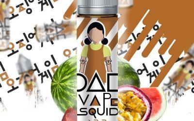 Vape Squid e-liquide premium made in France